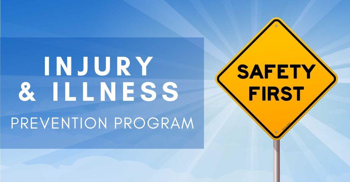 MFACA Injury and illness Prevention Program