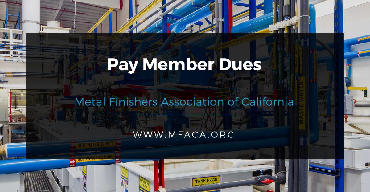 membership application dues and renewal